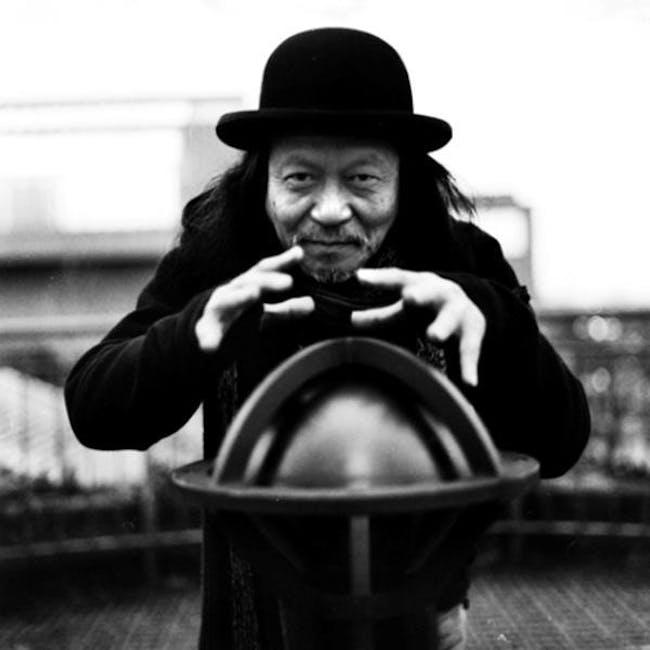 Damo Suzuki (of Can 1970-1973) w/ Planting Moon