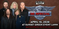 38 Special at The Sunset Green Event Lawn