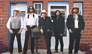 Mike and the Moonpies & The Vegabonds w/ Hang Rounders