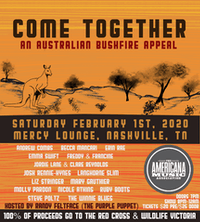 COME TOGETHER: An Australian Bushfire Appeal