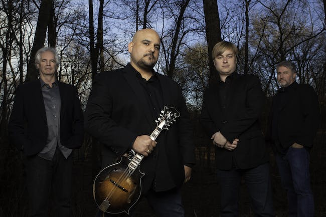 Frank Solivan & Dirty Kitchen with Mark Schultz & The Wayne Rangers