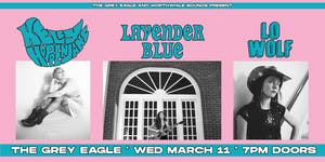 Kelly Hoppenjans w/ Lavender Blue + Lo Wolf