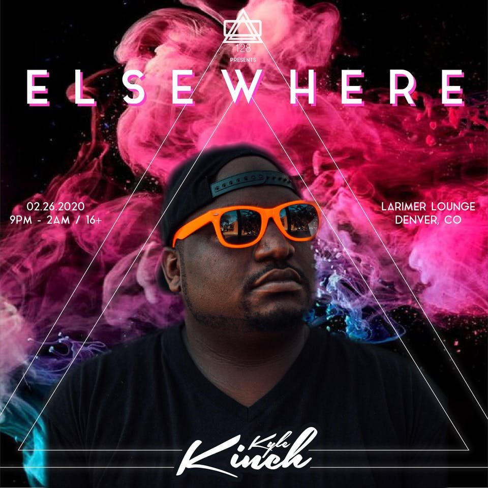 Elsewhere Ft. Kyle Kinch