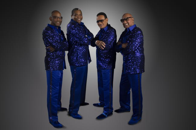 The Four Tops at Maryland Hall
