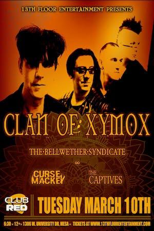 Clan Of Xymox
