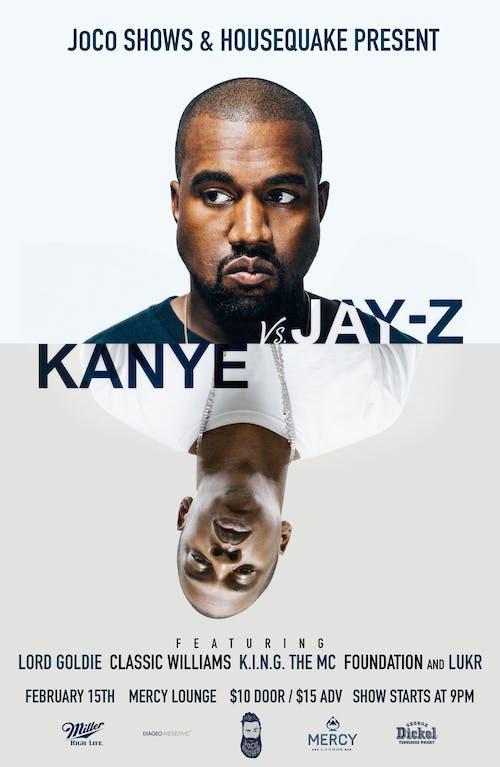 Kanye vs Jay-Z Tribute