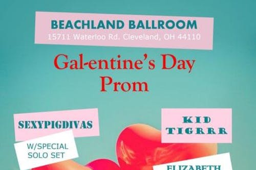 Gal-entine's Day Prom