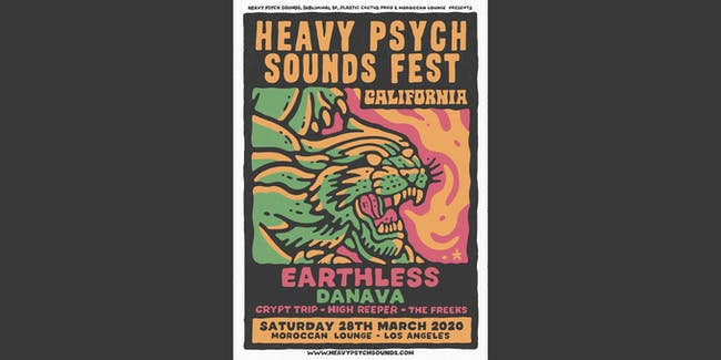 [POSTPONED] Heavy Psych Sounds Fest