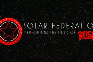 Solar Federation - A Tribute to Rush