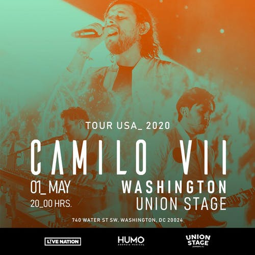 Camilo Septimo - Tour USA 2020