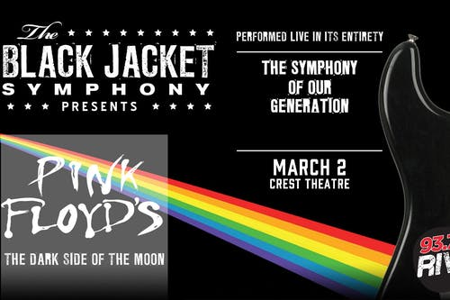 The Black Jacket Symphony Presents: Pink Floyd's The Dark Side of the Moon