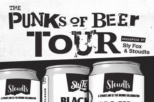 The Punks of Beer Tour: Big Green Limousine & Urinal Cake