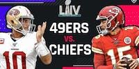 Super Bowl LIV on the Big Screen!