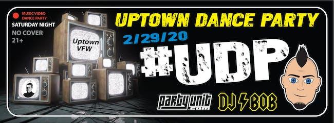 Uptown Dance Party w/ DJ Bob - Music Video Dance Party