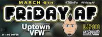 Friday AF w/ DJ Bob - Music Video Dance Party