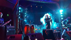 The Warning (Black Sabbath Tribute) at El Corazon
