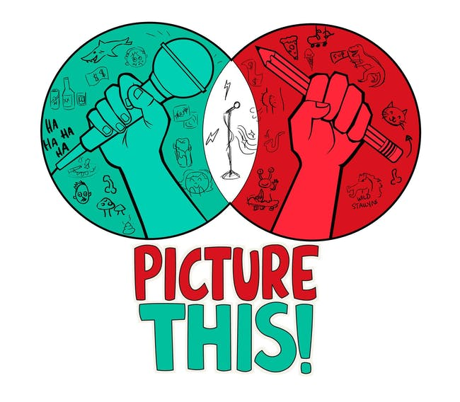 Picture This!: Live Animated Comedy