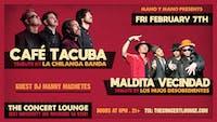 Cafe Tacuba & Maldita Vecindad Tributes