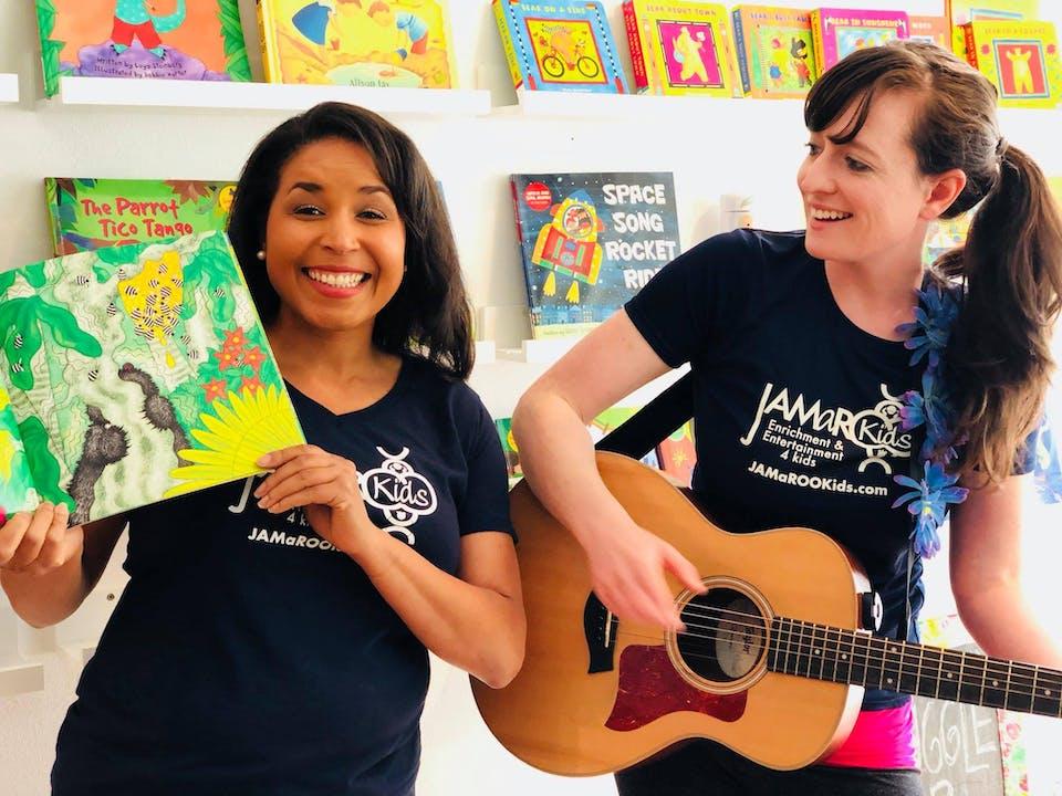 JAMaROO Kids Album Release & 15 Year Anniversary Party