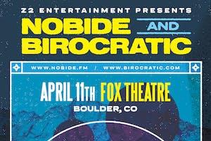 NOBIDE + BIROCRATIC