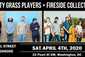 Fireside Collective + Dirty Grass Players