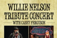 Casey Ferguson is Willie Nelson