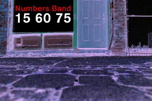 15-60-75 (The Numbers Band)