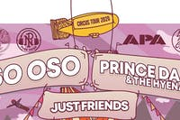 OSO OSO /Prince Daddy & the Hyena (co Headline)/ Just Friends