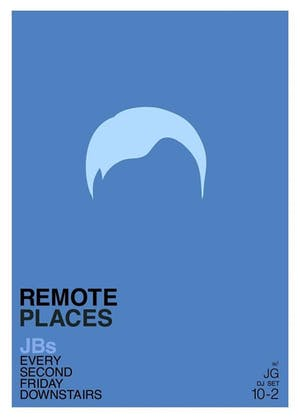 Remote Places with DJ JG