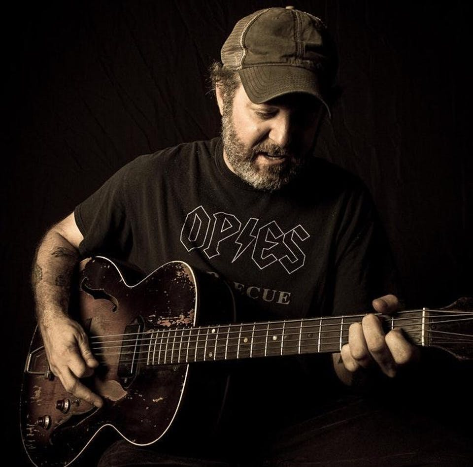 Scott H. Biram w/ Gallows Bound