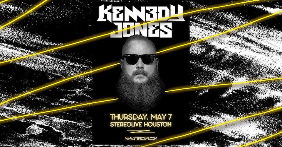 Kennedy Jones - Stereo Live Houston