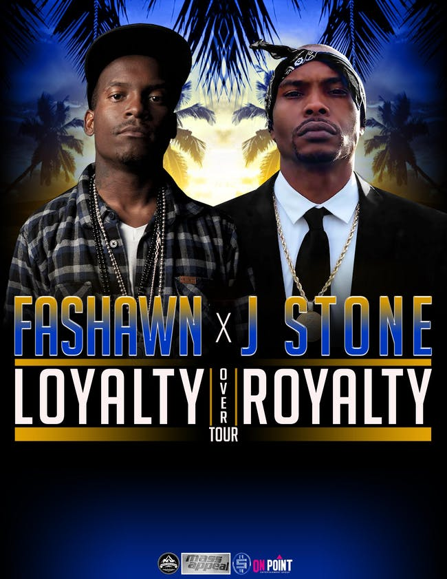 Fashawn & J Stone + More (CANCELLED)
