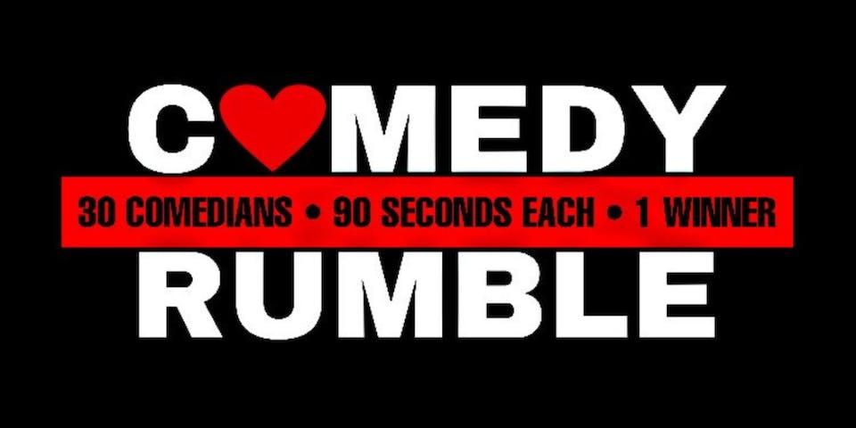 Bret Hayden's Comedy Rumble - Special Event
