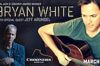 Bryan White with Special Guest Jeff Arundel