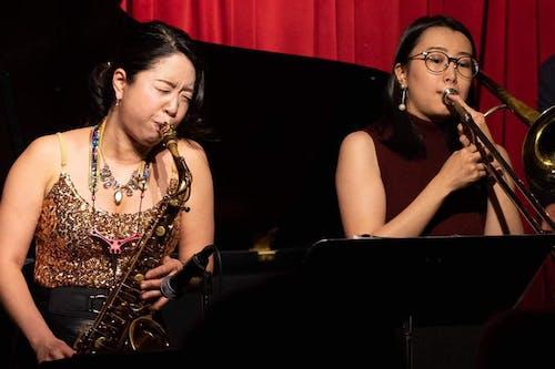 Erena Terakubo and Nana Quintet