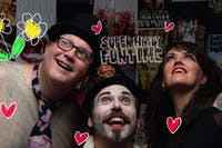 Super Happy Funtime Burlesque Farewell Tour and music late from ManifestiV