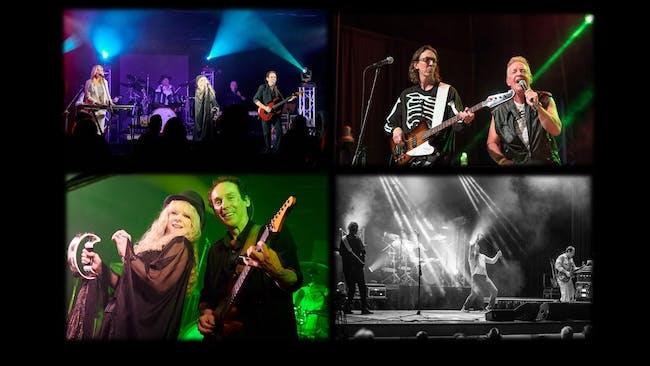A Fleetwood Mac Tribute &  The Who Tribute
