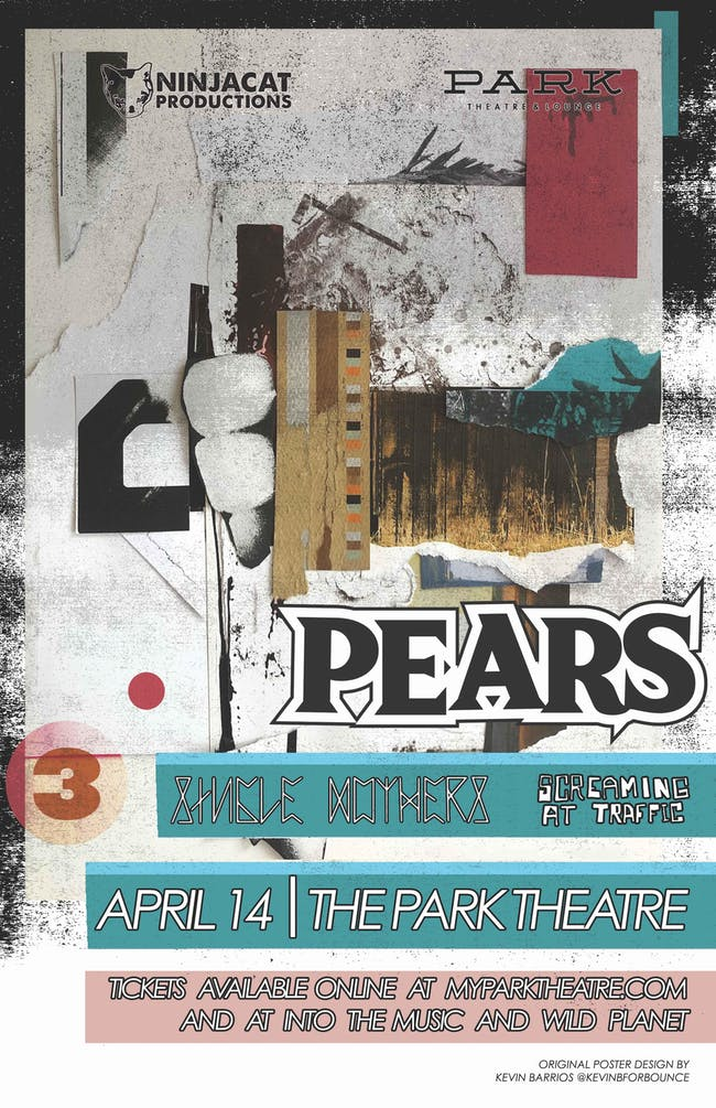 Pears and Single Mothers at the Park Theatre