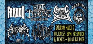 Fire To The Throne's 'Beneath The Surface' EP Release Show