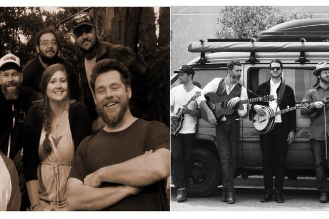 Apple City Slough Band + The Good Bad