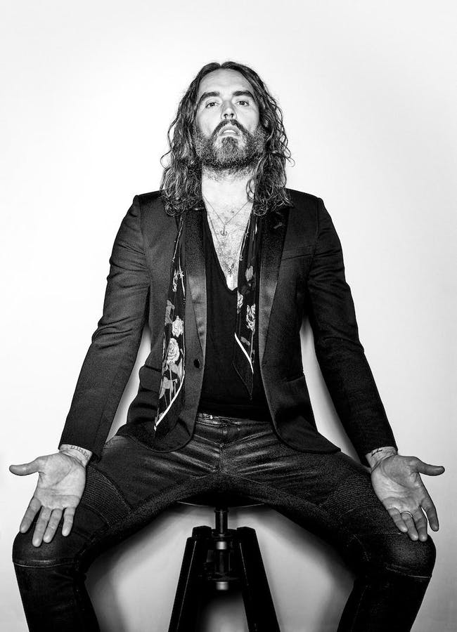Show Canceled: Russell Brand: Recovery Live