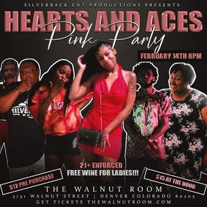 Hearts n Aces Pink Party