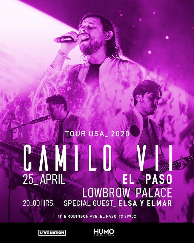 Camilo Séptimo - Tour USA 2020