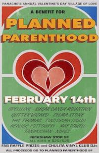 Panache's Valentine's Day Village of Love Planned Parenthood Benefit Show