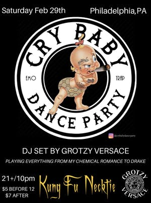 Crybaby Dance Party