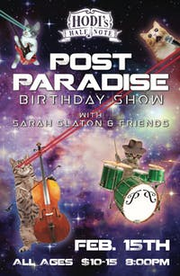 Post Paradise with Sarah Slaton