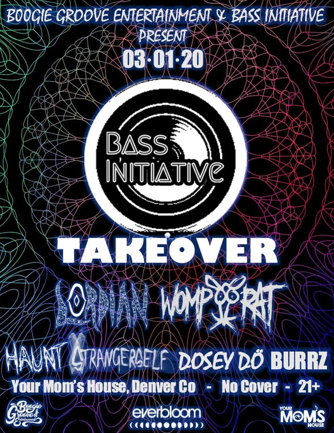 Bass Initiative Takeover