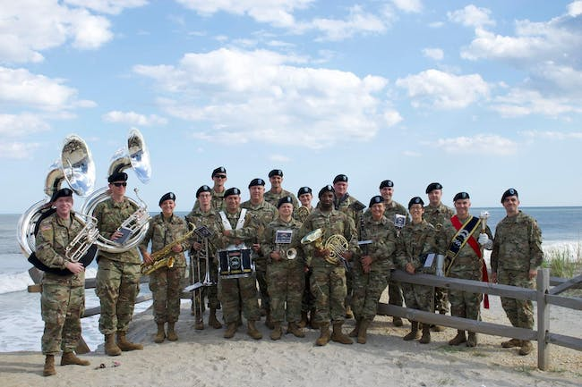 78th Army Dixieland Brass Band