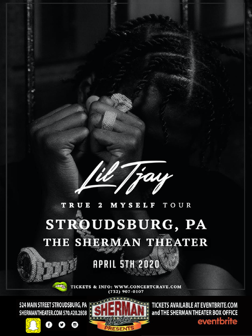 Lil Tjay True To Myself Tour