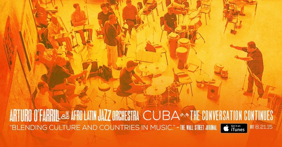 The Afro Latin Jazz Orchestra